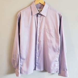 🦋3/$25 Pronto-Uomo Long Sleeve Dress Shirt